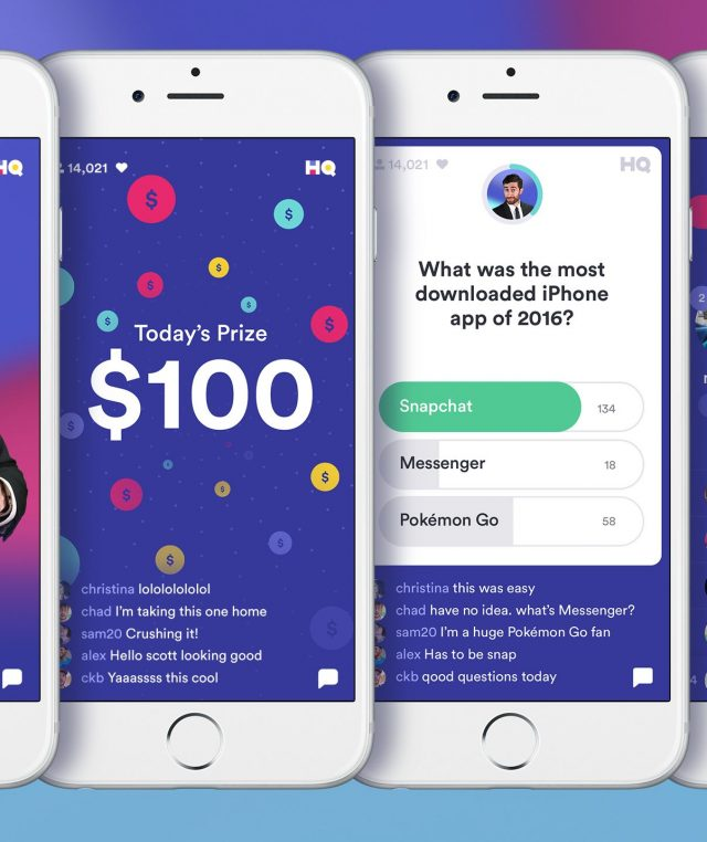 Mobile reviving the traditional quiz show